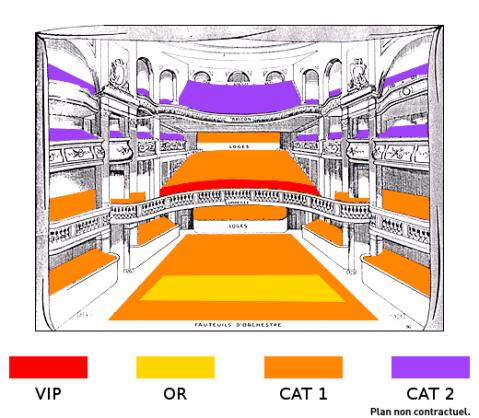 plan salle madeleine
