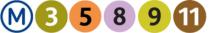 metro 358911